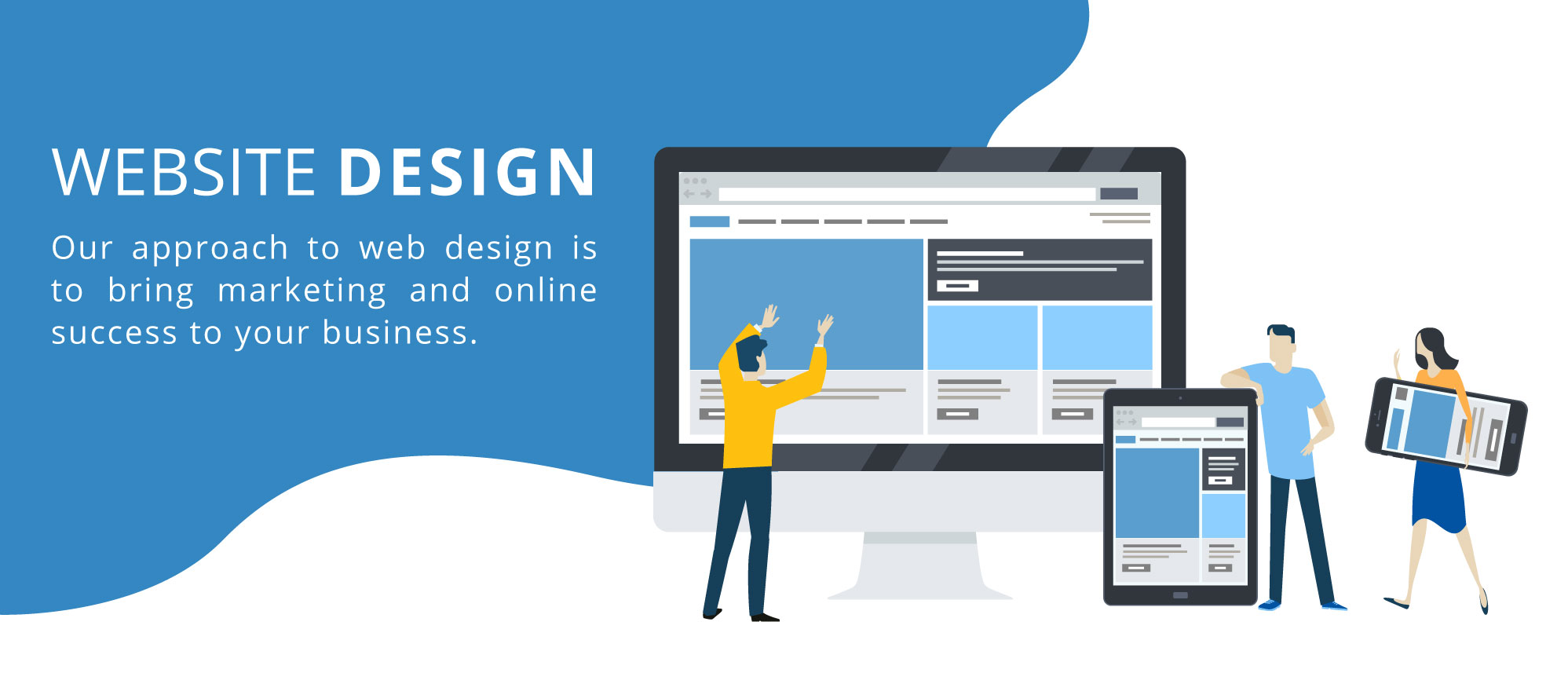 Website Design Lebanon, A bad site can quickly turn off your customers. Our team design and develop sites that'll really benefit your business