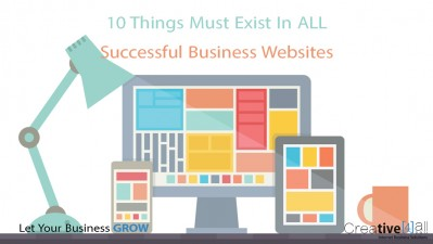 10 Things ALL Successful Business Websites Must Have