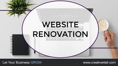 5 Signs Your Business Website Needs A Renovation