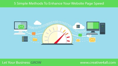5 Simple Methods To Enhance Your Website Page Speed