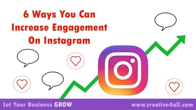6 Ways You Can Increase Engagement On Instagram
