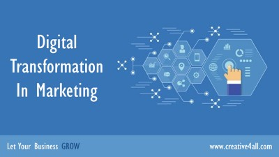 Digital Transformation in Marketing