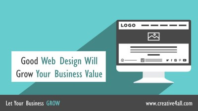 Good Web Design Will Grow Your Business Value