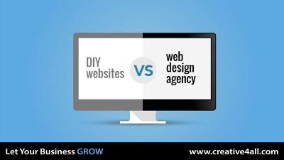 Professional Web Design Compared To DIY Web Design
