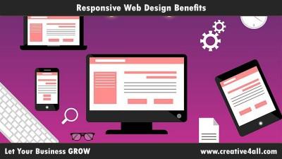 Responsive Web Design Benefits