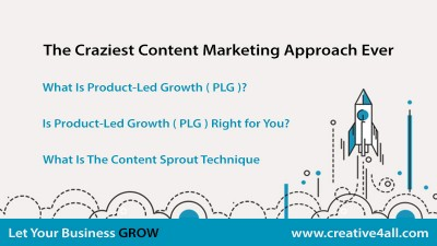 The Craziest Content Marketing Approach Ever