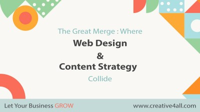The Great Merge: Where Web Design & Content Strategy Collide