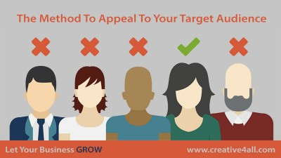 The Method To Appeal To Your Target Audience