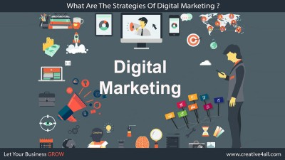 What Are The Strategies Of Digital Marketing ?