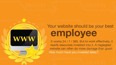 Your Website Should Be Your Best Employee