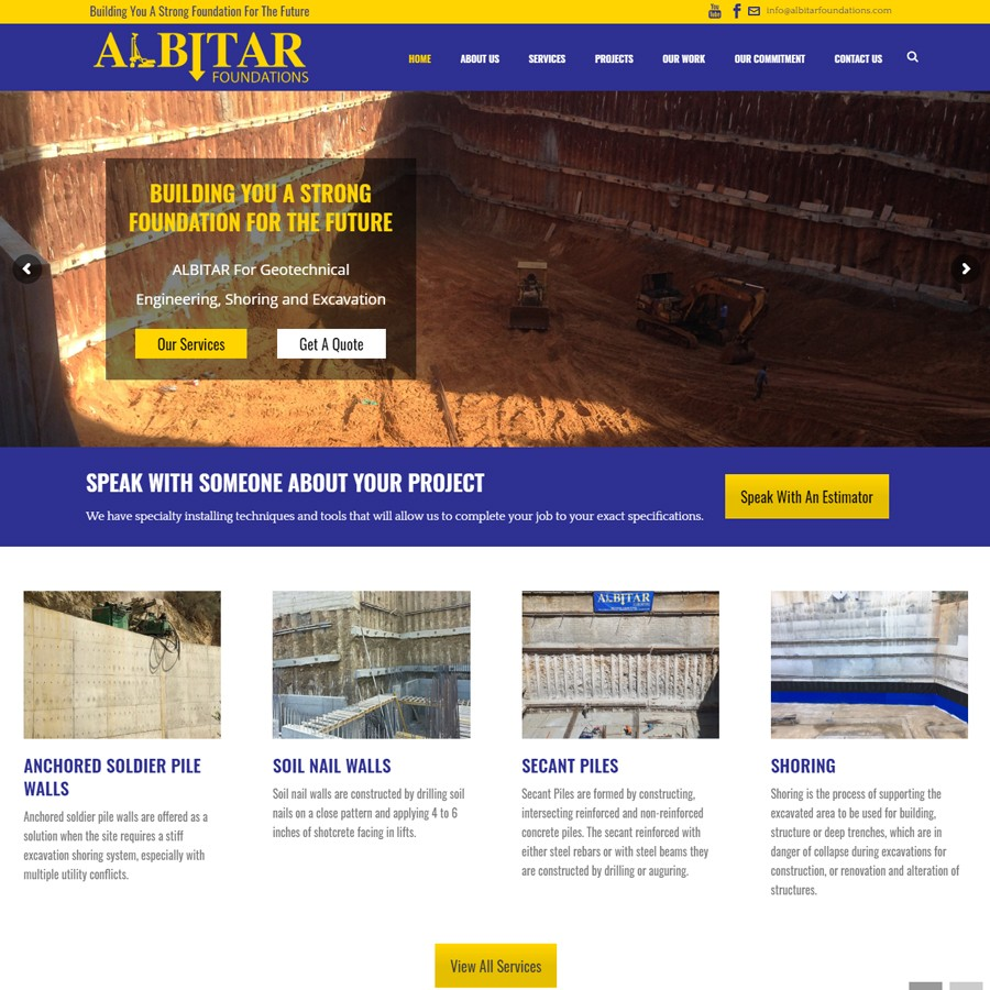 Albitar Foundations