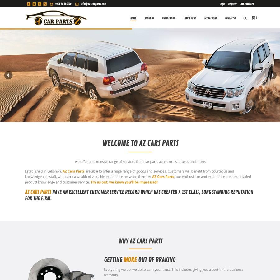 AZ Car Parts