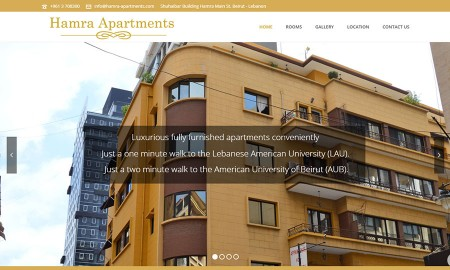 Hamra Appartments