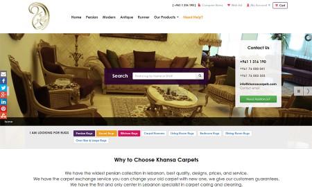 Khansa Carpets